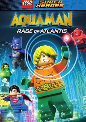 دانلود فیلم LEGO DC Comics Super Heroes Aquaman 2018