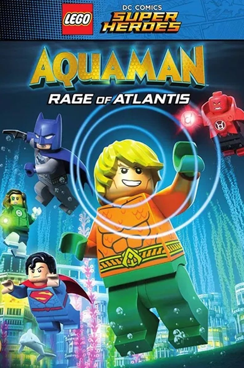 LEGO DC Comics Super Heroes Aquaman