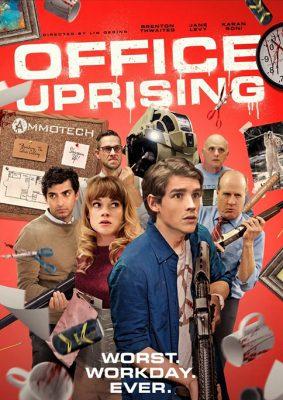 دانلود دوبله فارسی فیلم شورش در اداره Office Uprising 2018 WEB-DL