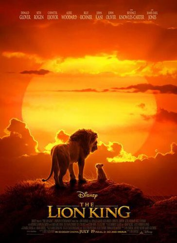 2019 The Lion King